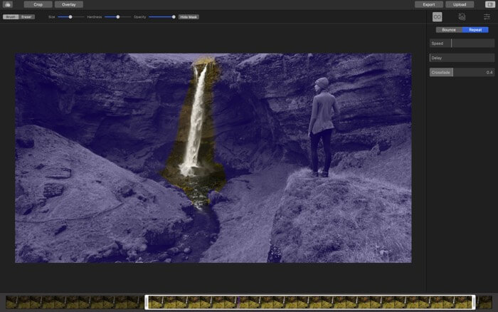 Cinemagraph Pro Mac App Screenshot