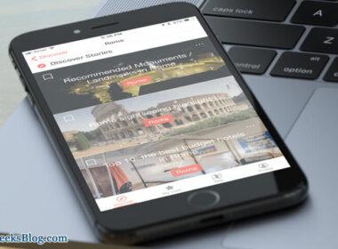 CityMaps2Go Travel App for iPhone and iPad
