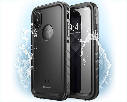 Clayco iPhone Xs Waterproof Case