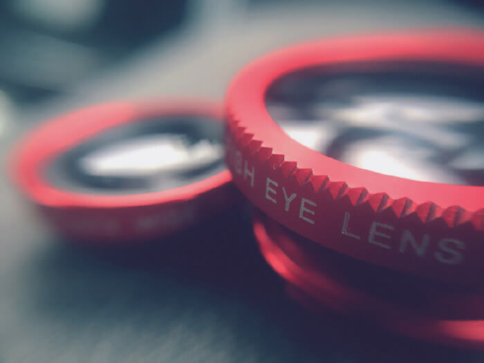 Clip on Lenses for iPhone