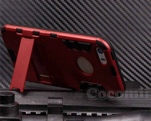 Cocomii iPhone SE Kickstand Case