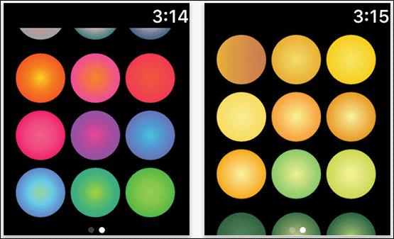 Colorgram Apple Watch App