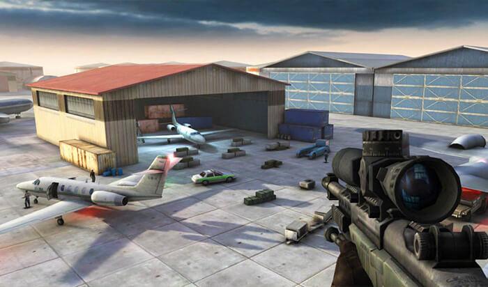 Contract Killer 2 Mac Game Screenshot