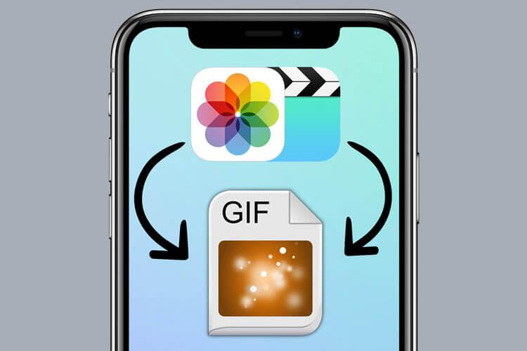 Convert Photos and Videos to GIF Siri Shortcut