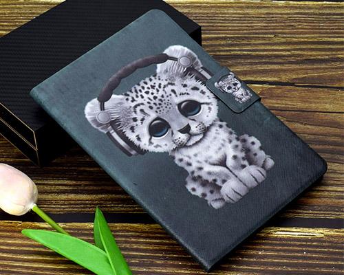 Cookk PU Leather Kickstand Case for 2019 iPad Mini