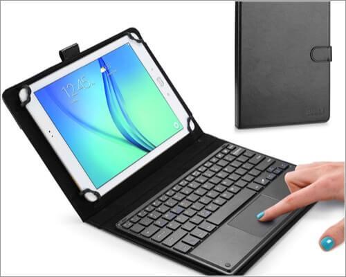 Cooper iPad Trackpad Keyboard Case