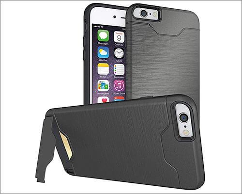 Coosin iPhone 6 Plus Kickstand Case