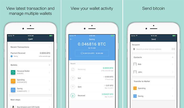 bitcoin piața app iphone)
