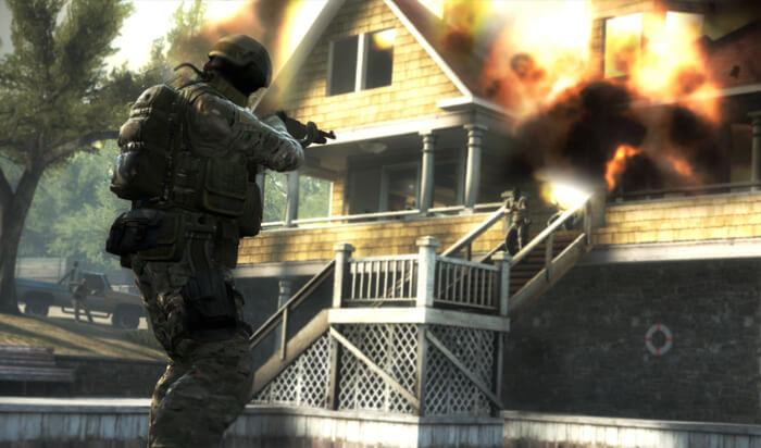 Counter-Strike Mac Online Game