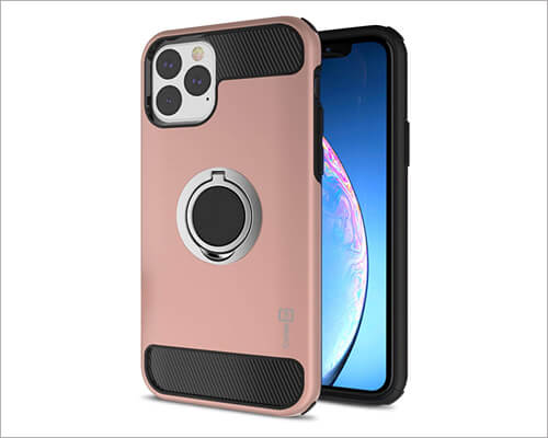 CoverON iPhone 11 Pro Magnetic Ring Holder Case