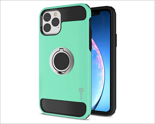 CoverON iPhone 11 Pro Max Ring Holder Case