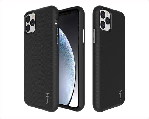 CoverON iPhone 11 Pro Max Slim Rugged Case