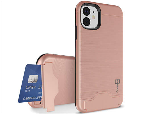 Coveron Kickstand Case for iPhone 11