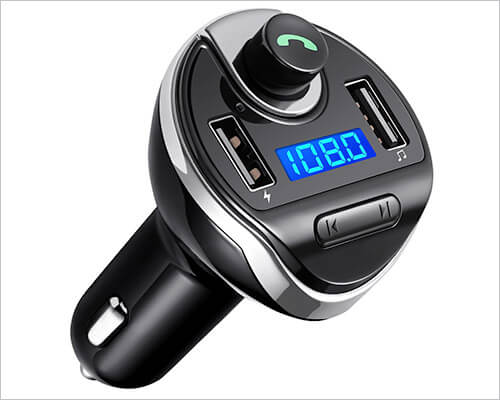 Criacr Bluetooth FM Transmitter for iPhone 6 and 6 Plus