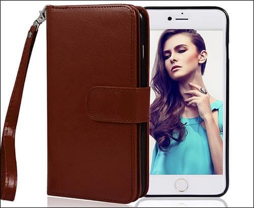 Crosspace iPhone 7 Wallet Case