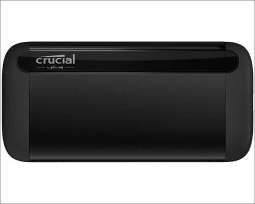 Crucial External SSD for Mac