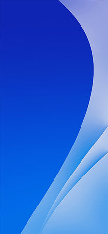 Curved Geometry iPhone XS Max-Wallpaper