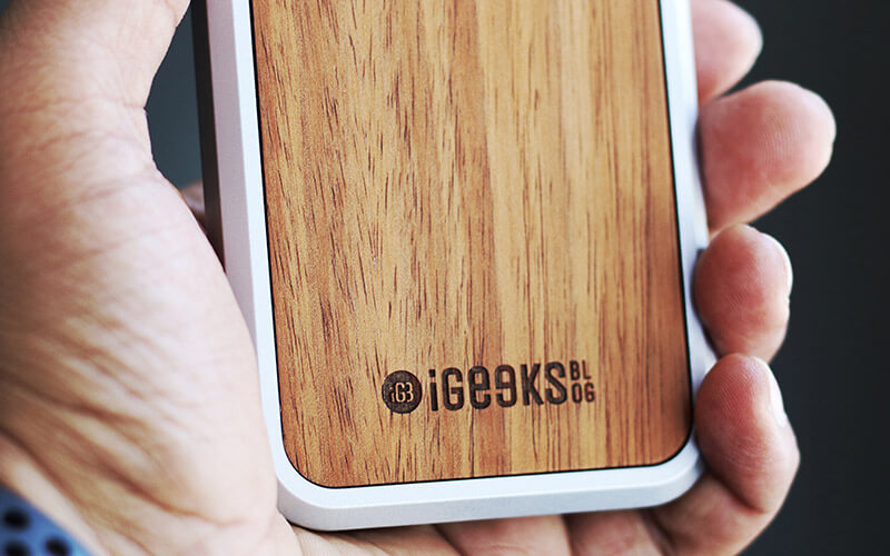 Custom Engraved iPhone X, Xs, Xs Max and iPhone XR Wooden Case