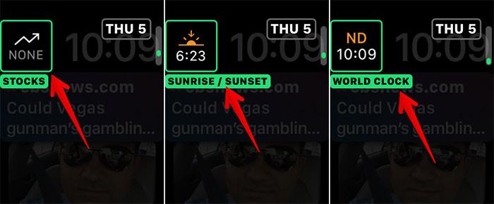 Customize Siri Watch Face in watchOS 4 on Apple Watch
