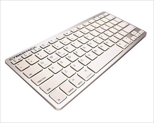 CyberTech Apple TV 4K Bluetooth Wireless Keyboard