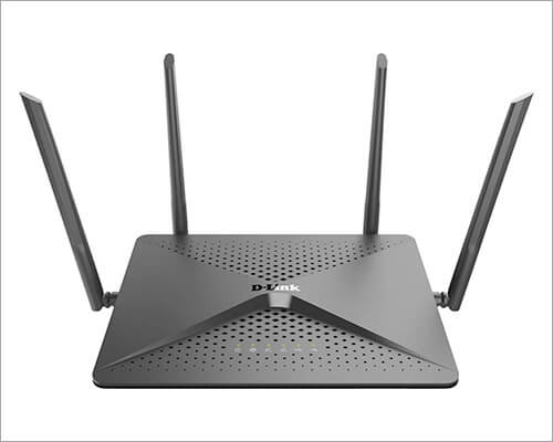 D-Link EXO AC2600 MU-MIMO WiFi Router