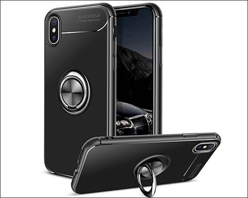 DAUPIN iPhone Xs Ring Holder Case