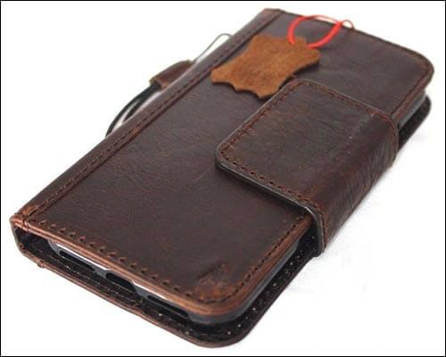 DAVIS CASE iPhone X Wallet Case