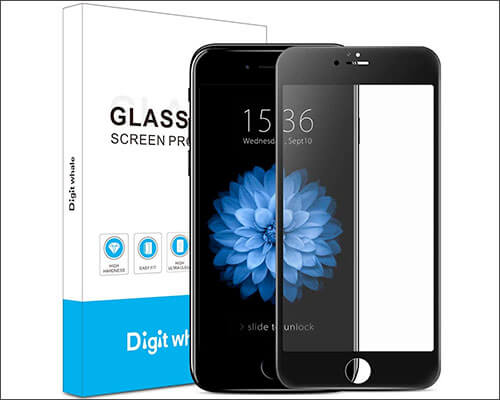 DIGITWHALE iPhone 6-6s Plus Tempered Glass Screen Protector