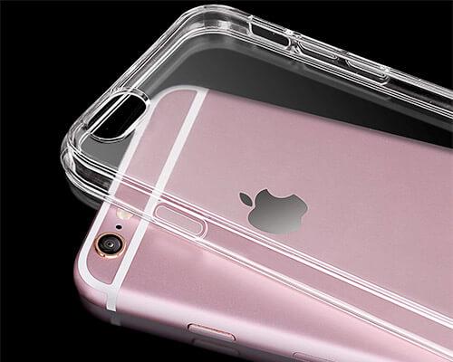 DIW iPhone 6s Clear Case