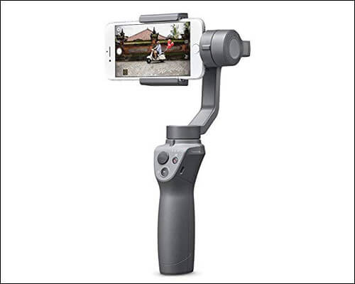 DJI Osmo Gimbal Stabilizer for iPhone