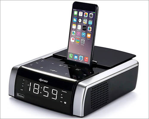 DPNAO iPhone 6-6s Plus Docking Station with Speaker