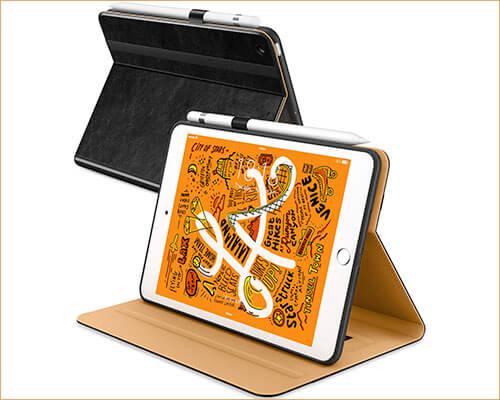 DTTO iPad Mini 5 Leather Case