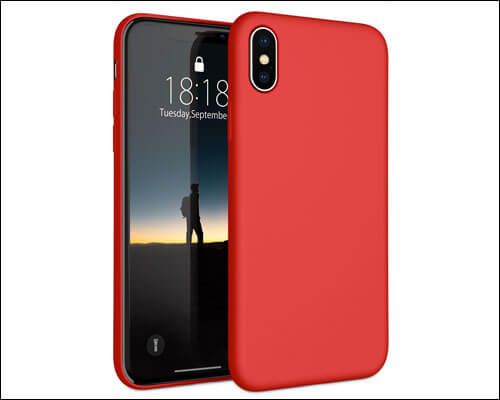 DTTO iPhone X Red Case