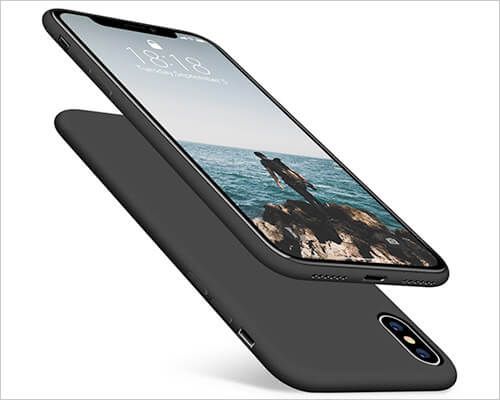 DTTO iPhone X Wireless Charging Support Case