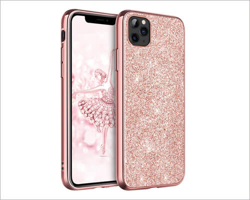 DUEDUE Slim iPhone 11 Pro Case for Women