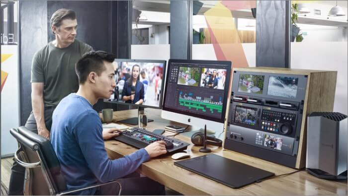 DaVinci Resolve 16 Video Editing Software for Mac
