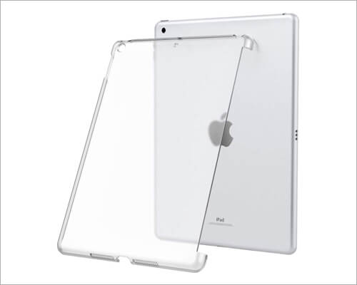 Dadanism Clear Case for 10.2 inch iPad