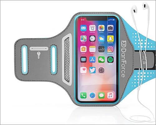 DanForce iPhone Armband