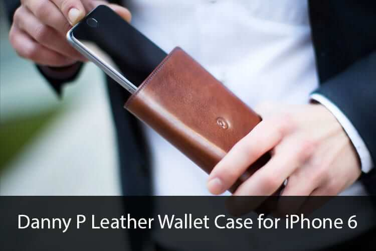 Danny P iPhone 6 Leather Wallet Case