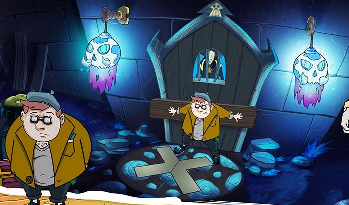 Darkestville Castle iPhone and iPad Adventure Game Screenshot