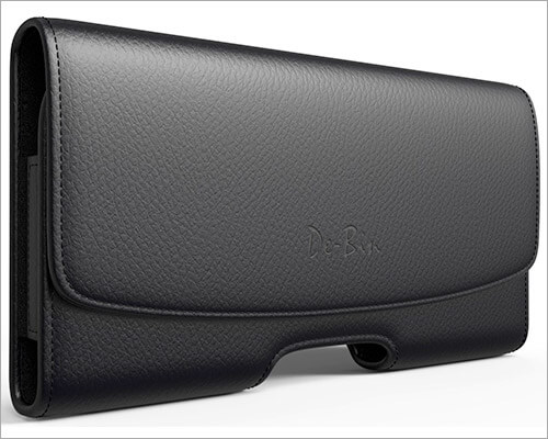 DeBin iPhone 6-6s Plus Leather Case