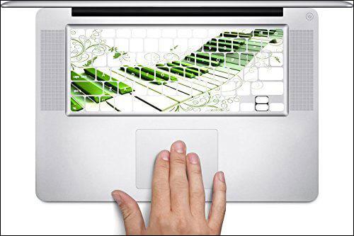 Debbie's Designs Macbook Keyboard Decals