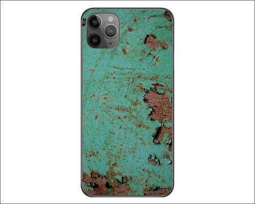 Decalrus Rust Skin Sticker for iPhone 11 Pro Max