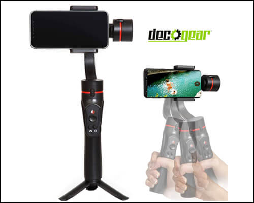 Deco Gear Gimbal Stabilizer for iPhone