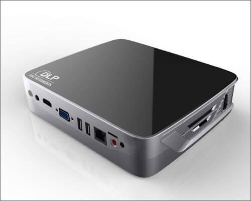 Deeirao 4K Projector for Apple TV