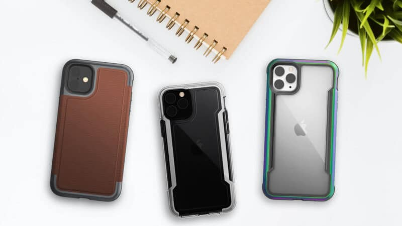 DefenseCases for iPhone 11 Pro Max, 11 Pro, and iPhone 11 in 2019