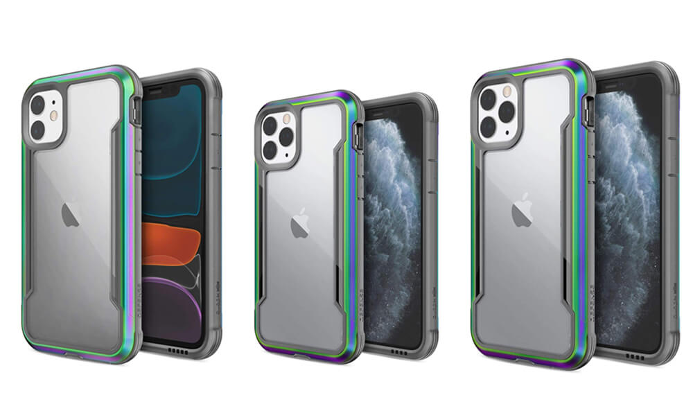 Defense Shield Series Military-Grade Case for iPhone 11, 11 Pro, and 11 Pro Max