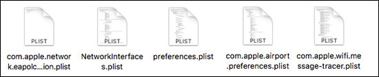 Delete All Network Files on Mac