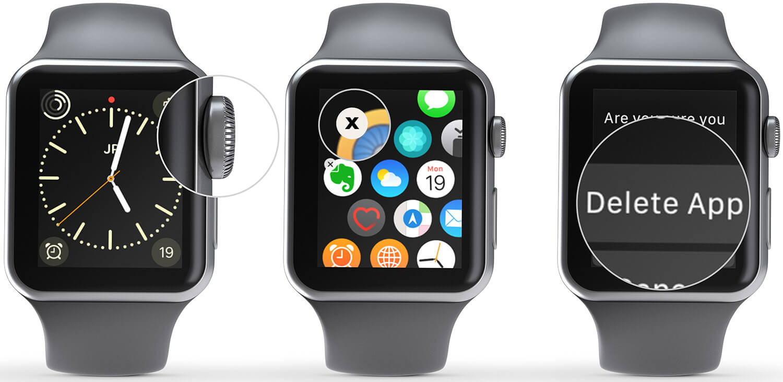 Delete Apps from Apple Watch