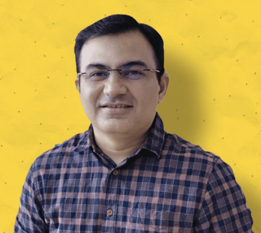 Dhvanesh Adhiya - Founder